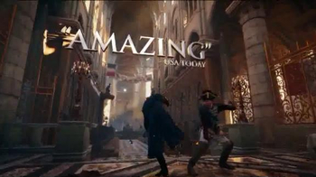 Assassin's Creed Unity TV Spot, 'Critic Spot' - Thumbnail 4