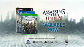 Assassin's Creed Unity TV Spot, 'Critic Spot' - Thumbnail 7