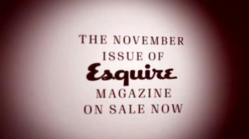 Esquire Magazine November 2014 TV Spot, 'Penélope Cruz' - Thumbnail 8