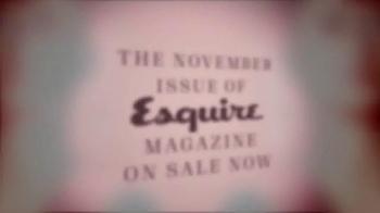 Esquire Magazine November 2014 TV Spot, 'Penélope Cruz' - Thumbnail 2