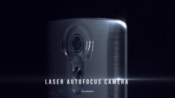 LG G3 TV Spot, 'Laser Auto Focus'