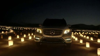 Mercedes-Benz Winter Event TV Spot, 'Glowing Example' - Thumbnail 4
