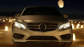 Mercedes-Benz Winter Event TV Spot, 'Glowing Example' - 2016 commercial airings