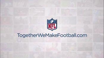 NFL Together We Make Football TV Spot, 'Family Football' - Thumbnail 10