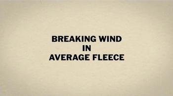 Duluth Trading TV Spot, 'Break Wind in Shoreman's Fleece' - Thumbnail 1