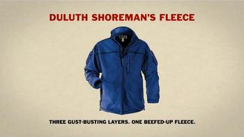 Duluth Trading TV Spot, 'Break Wind in Shoreman's Fleece' - Thumbnail 5