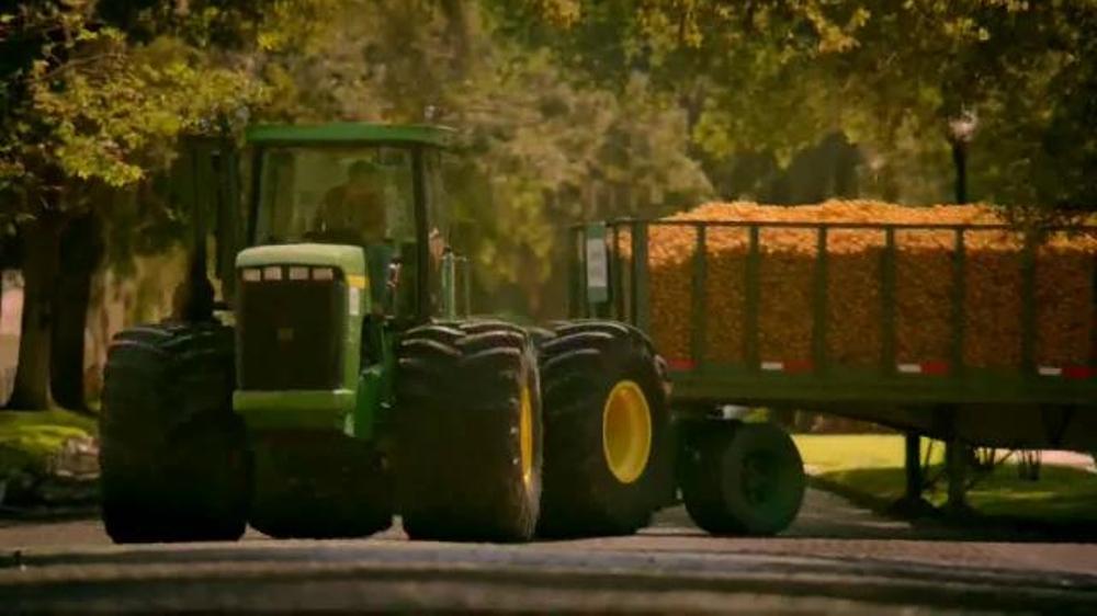 Florida's Natural Orange Juice TV Commercial, 'Orange Delivery'