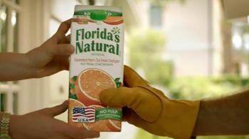 Florida's Natural Orange Juice TV Spot, 'Orange Delivery' - Thumbnail 7