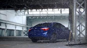 2015 Toyota Corolla TV Spot, 'Make Your Mark' - Thumbnail 5