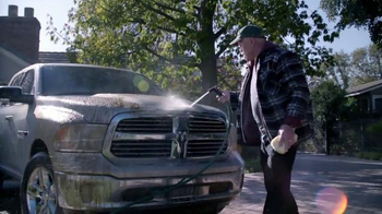 Ram Trucks Big Finish Event TV Spot, 'Wash' Song by Phillip Phillips - Thumbnail 1
