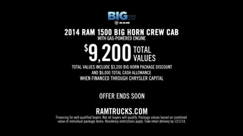 Ram Trucks Big Finish Event TV Spot, 'Wash' Song by Phillip Phillips - Thumbnail 10