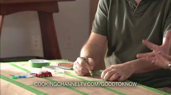 CookingChannelTV.com TV Spot, 'Good to Know' - Thumbnail 4