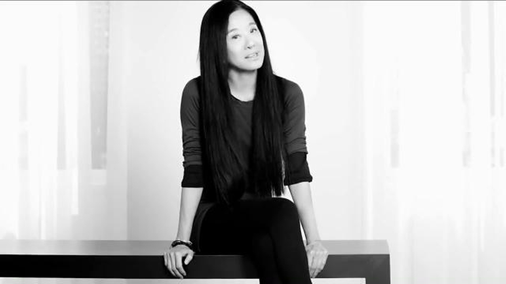 Zales TV Commercial, 'The Perfect Ring: Vera Wang LOVE Collection' Featuring Vera Wang