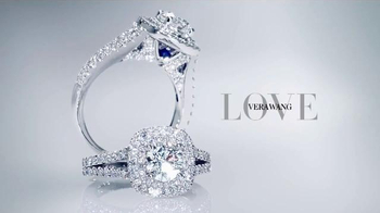 Zales Vera Wang LOVE Collection TV Spot Featuring Vera Wang - Thumbnail 9