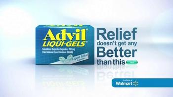 Advil Liqui-Gels TV Spot, 'Tough Pain Relief' - Thumbnail 10