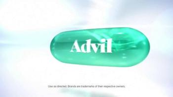 Advil Liqui-Gels TV Spot, 'Tough Pain Relief' - Thumbnail 4