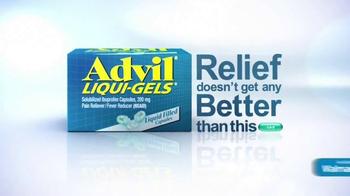 Advil Liqui-Gels TV Spot, 'Tough Pain Relief' - Thumbnail 9