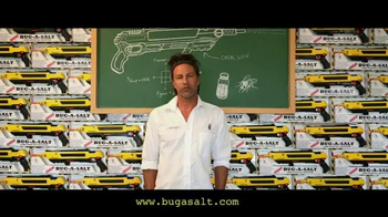 Bug-A-Salt Original Salt Gun TV Spot, 'Salted Campaign'