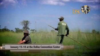 Dallas Safari Club Convention & Sporting Expo TV Spot - Thumbnail 3