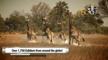 Dallas Safari Club Convention & Sporting Expo TV Spot - Thumbnail 4