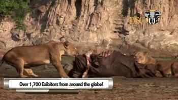 Dallas Safari Club Convention & Sporting Expo TV Spot - Thumbnail 5