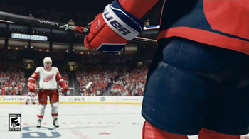 EA Sports NHL 15 TV Spot, 'Go for the Shot' - Thumbnail 2