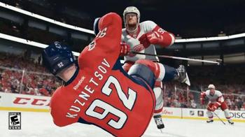 EA Sports NHL 15 TV Spot, 'Go for the Shot' - Thumbnail 6