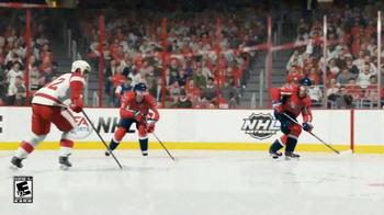 EA Sports NHL 15 TV Spot, 'Go for the Shot' - Thumbnail 7