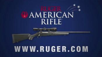 Ruger American Rifle TV Spot, 'Revolutionary' - Thumbnail 9