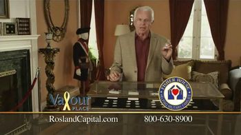 Rosland Capital Silver Maple Leaf Coin TV Spot Featuring William Devane