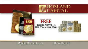 Rosland Capital Silver Maple Leaf Coin TV Spot Featuring William Devane - Thumbnail 10