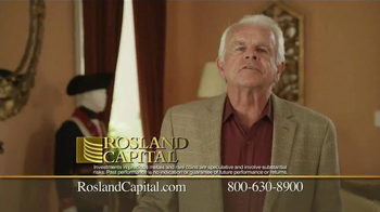 Rosland Capital Silver Maple Leaf Coin TV Spot Featuring William Devane - Thumbnail 3