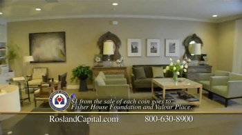Rosland Capital Silver Maple Leaf Coin TV Spot Featuring William Devane - Thumbnail 5