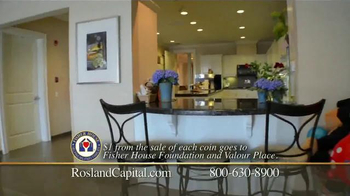 Rosland Capital Silver Maple Leaf Coin TV Spot Featuring William Devane - Thumbnail 6