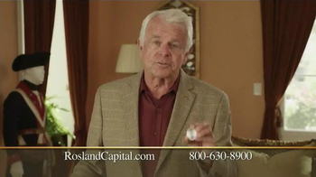 Rosland Capital Silver Maple Leaf Coin TV Spot Featuring William Devane - Thumbnail 8