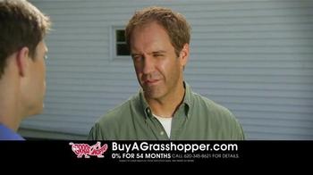 Grasshopper Mowers TV Spot, 'To Do List' - Thumbnail 5