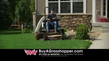 Grasshopper Mowers TV Spot, 'To Do List' - Thumbnail 7