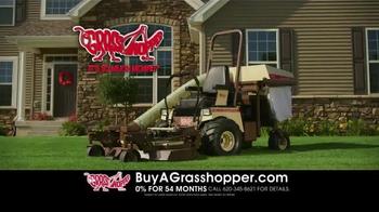 Grasshopper Mowers TV Spot, 'To Do List' - Thumbnail 9