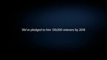 Walmart TV Spot, 'Walmart''s Pledge to Veterans' - Thumbnail 8
