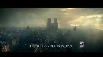 Assassin's Creed Unity TV Spot, 'Make History' - Thumbnail 2