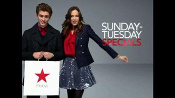 Macy's Veteran's Day Sale TV Spot, 'Extra Savings' - Thumbnail 2