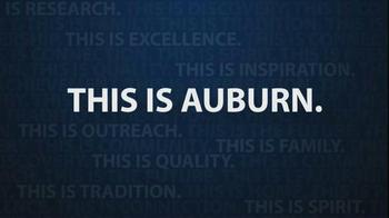 Auburn University TV Spot, 'Montage' - Thumbnail 9