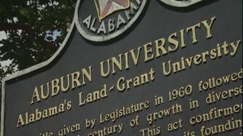 Auburn University TV Spot, 'Montage' - Thumbnail 1