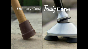 Trusty Cane TV Spot - 19 commercial airings