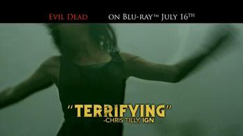 Evil Dead Blu-ray, DVD and Digital TV Spot - Thumbnail 2