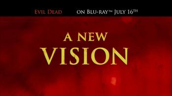 Evil Dead Blu-ray, DVD and Digital TV Spot - Thumbnail 3