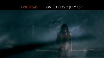 Evil Dead Blu-ray, DVD and Digital TV Spot - Thumbnail 4