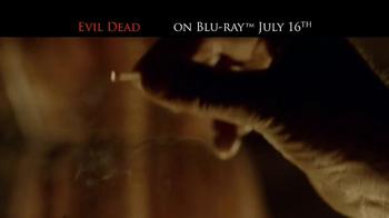 Evil Dead Blu-ray, DVD and Digital TV Spot - Thumbnail 5