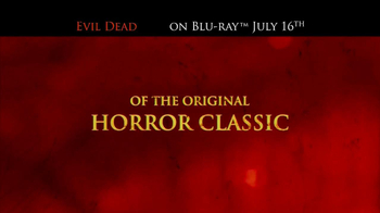 Evil Dead Blu-ray, DVD and Digital TV Spot - Thumbnail 6
