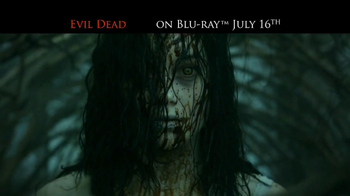 Evil Dead Blu-ray, DVD and Digital TV Spot - 291 commercial airings